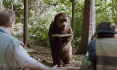 BIC Flex5 commercial and Kodi the bear
